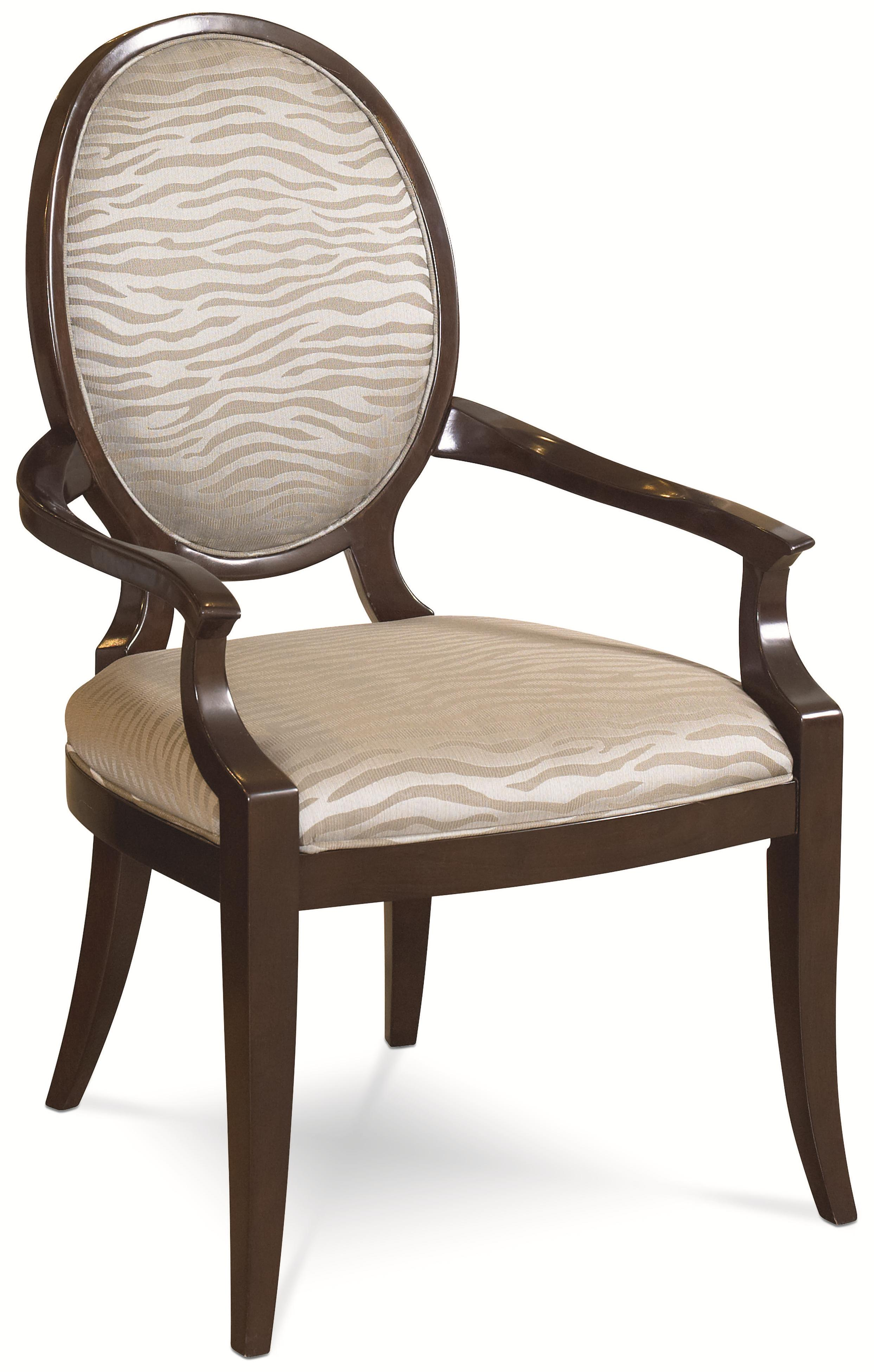 Thomasville® Spellbound  Upholstered Arm Chair - Item Number: 82221-882