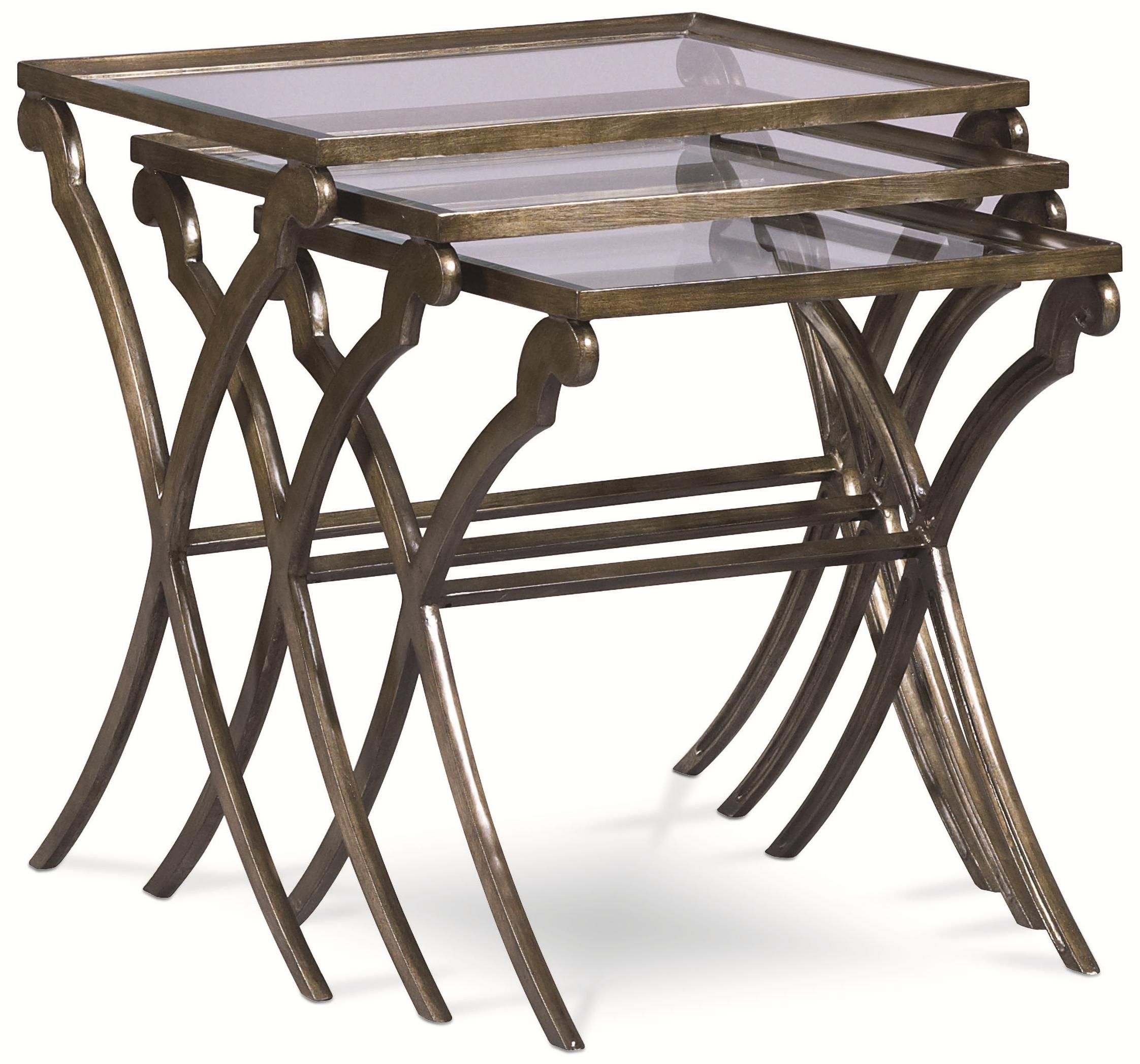 Thomasville® Spellbound Nesting Tables - Item Number: 82291-245
