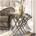 Thomasville® Spellbound 3 Nesting Table Set - Shown in Room Setting