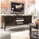 Thomasville® Spellbound Television Console w/ 4 Drawers - Shown in Room Setting