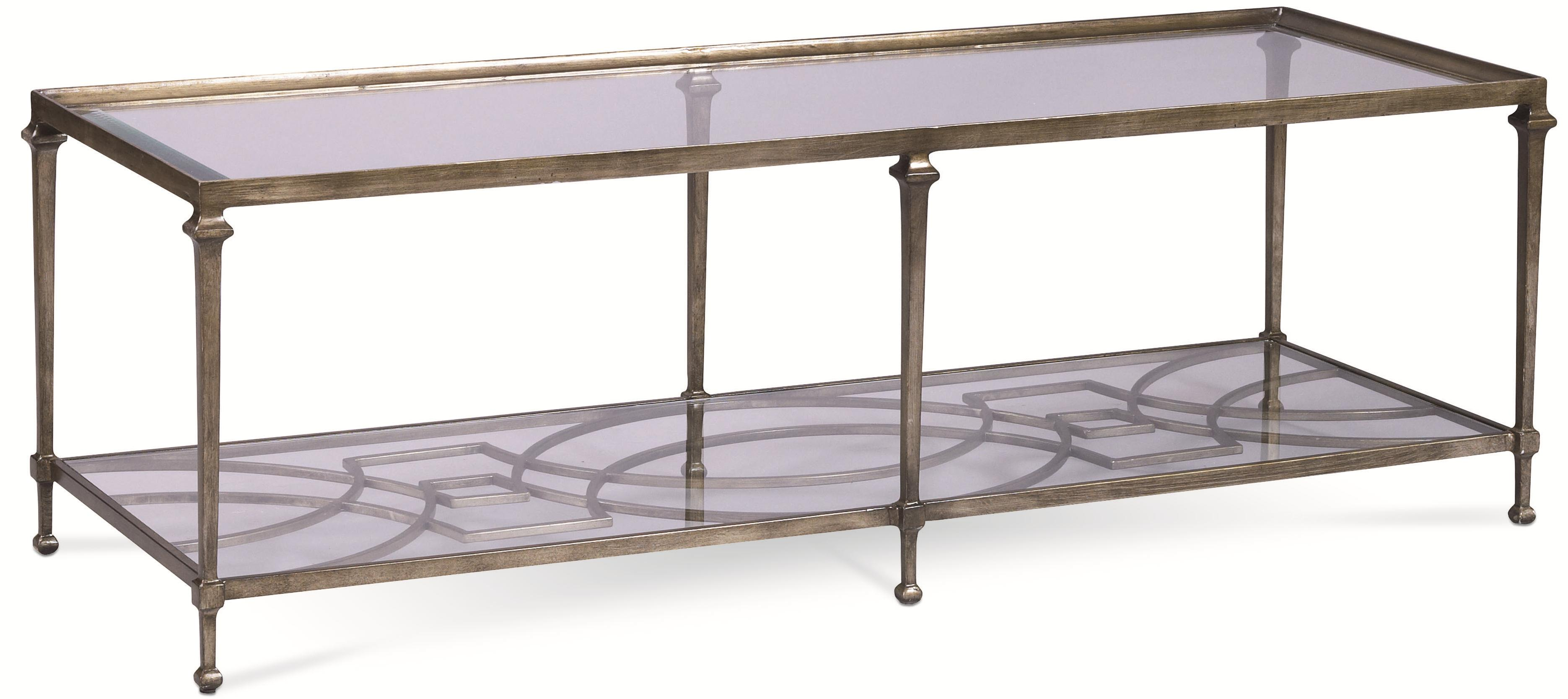 Thomasville Spellbound 111 Rectangular Coffee Table w