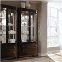 Thomasville® Studio 455 Bunching Curio Cabinet