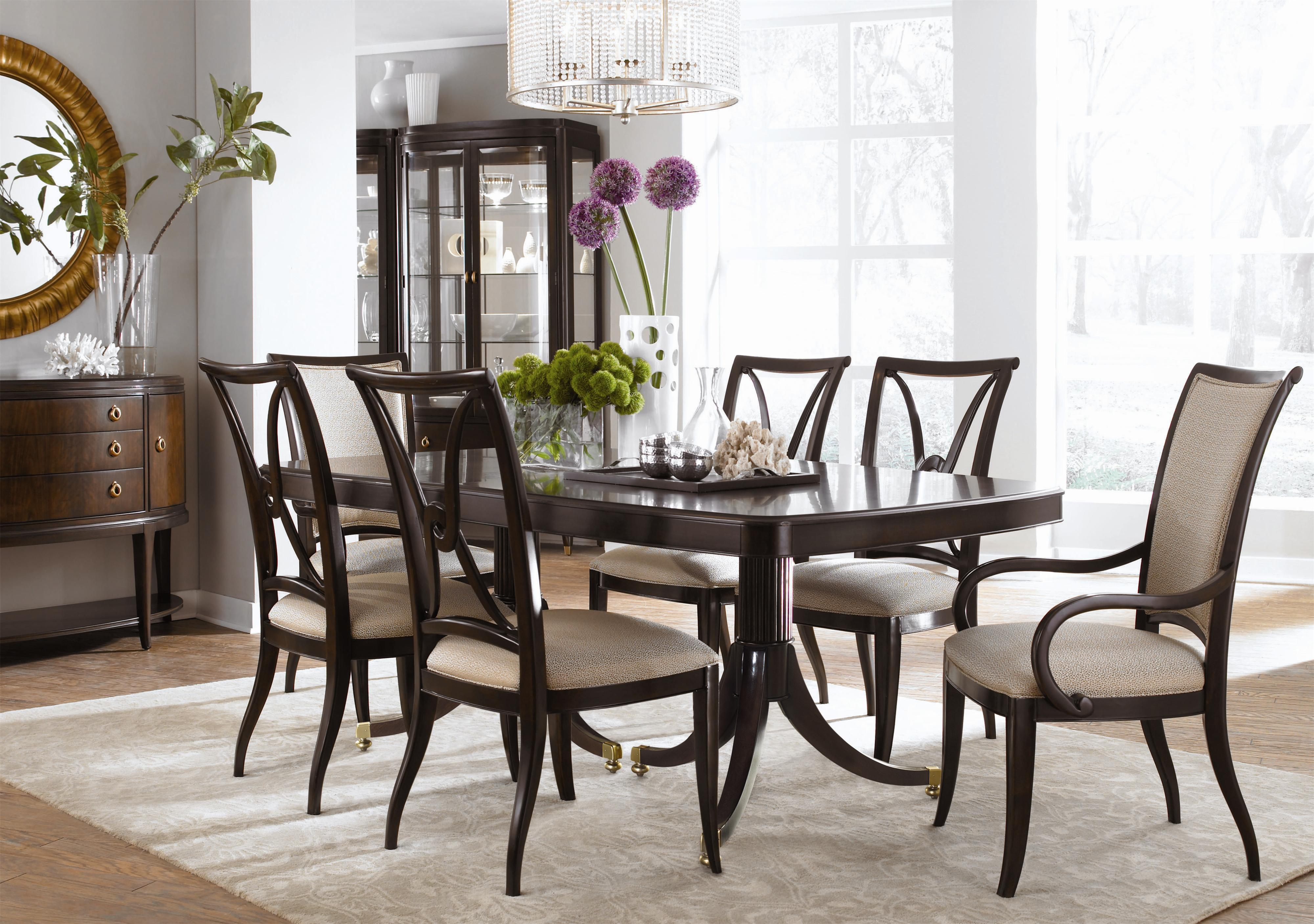 ThomasvilleR Studio 455 Seven Piece Dining Set