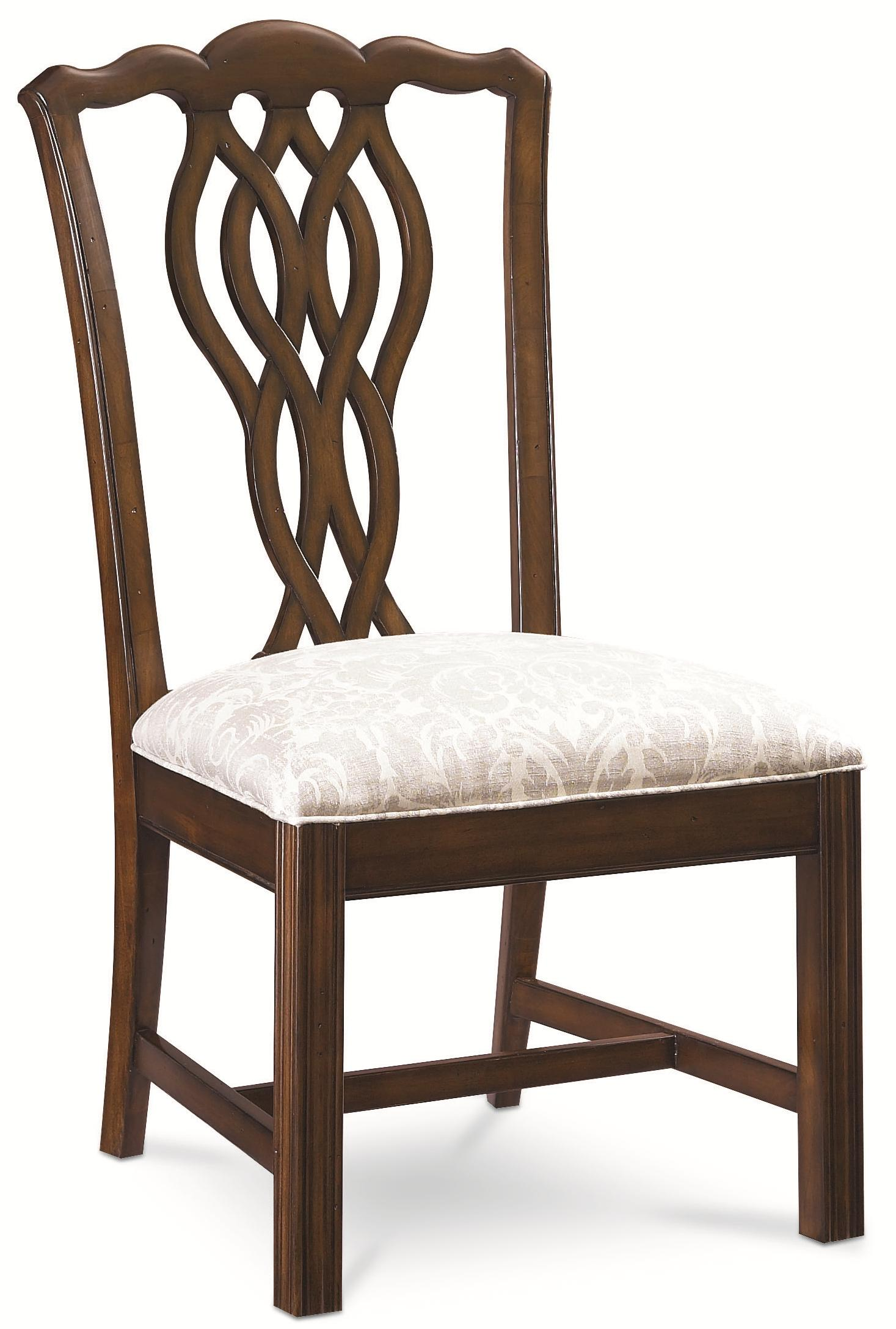 Thomasville® Tate Street Side Chair - Item Number: 46821-821