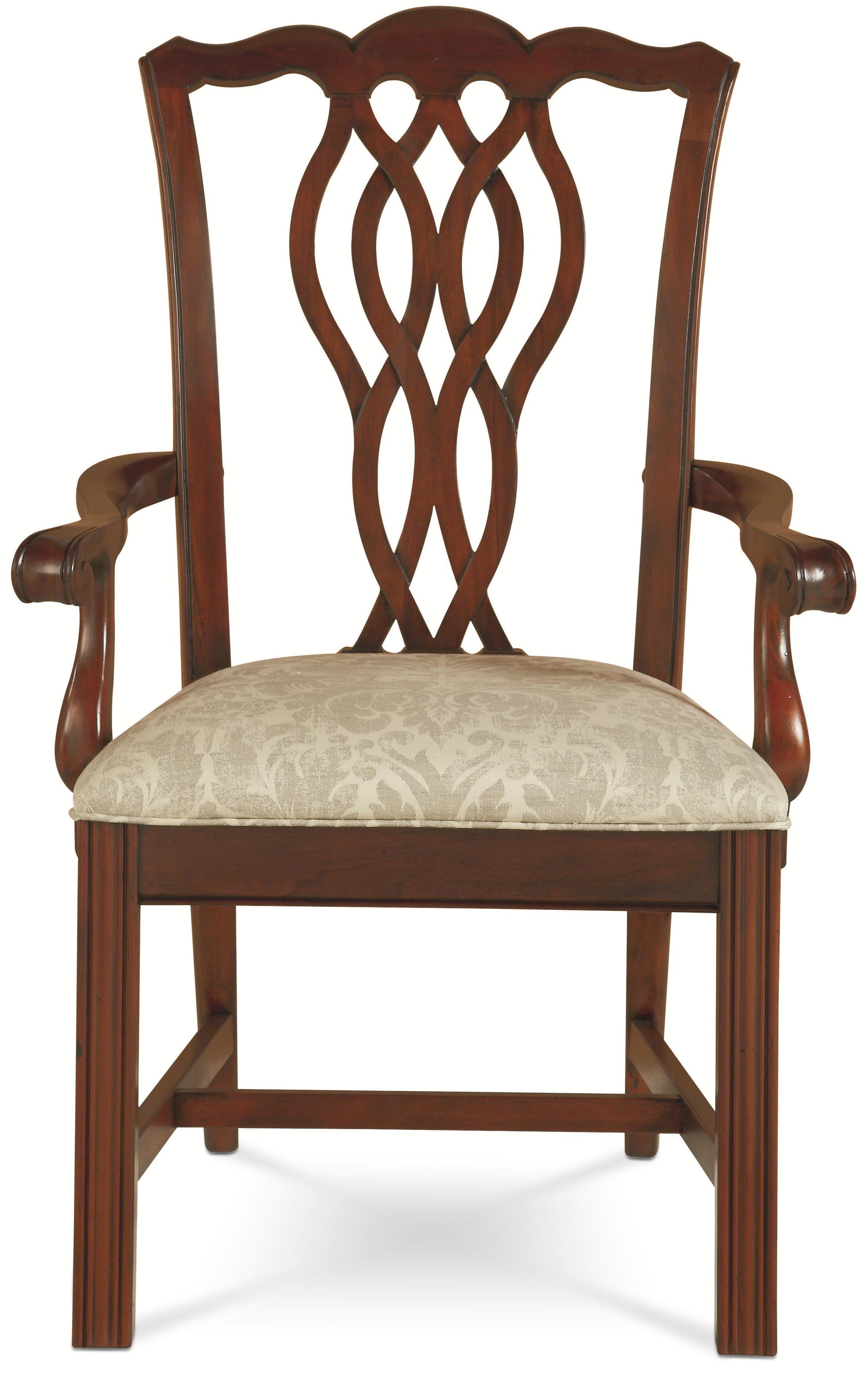 Thomasville® Tate Street Arm Chair - Item Number: 46821-822