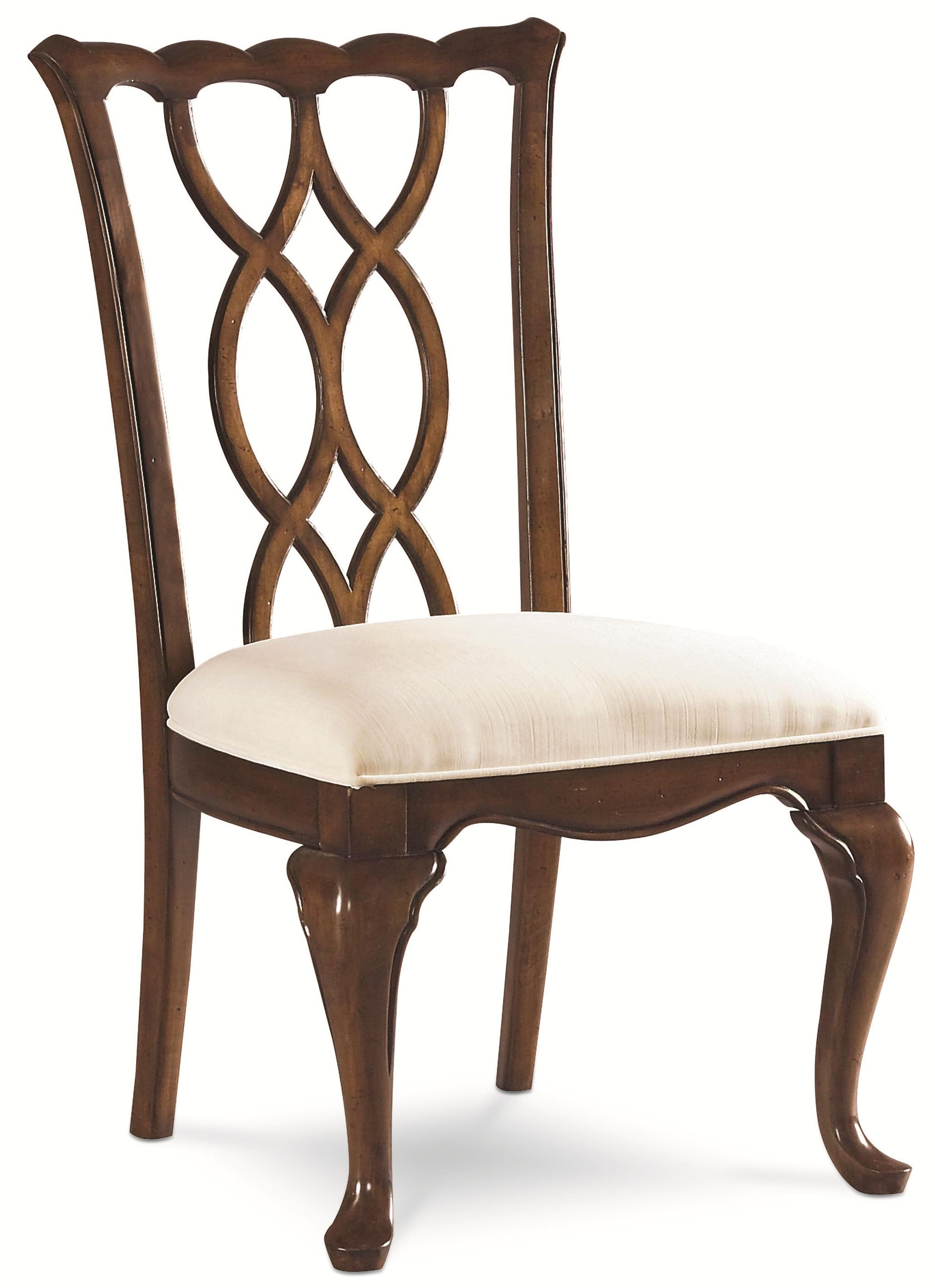 Thomasville® Tate Street Side Chair - Item Number: 46821-831