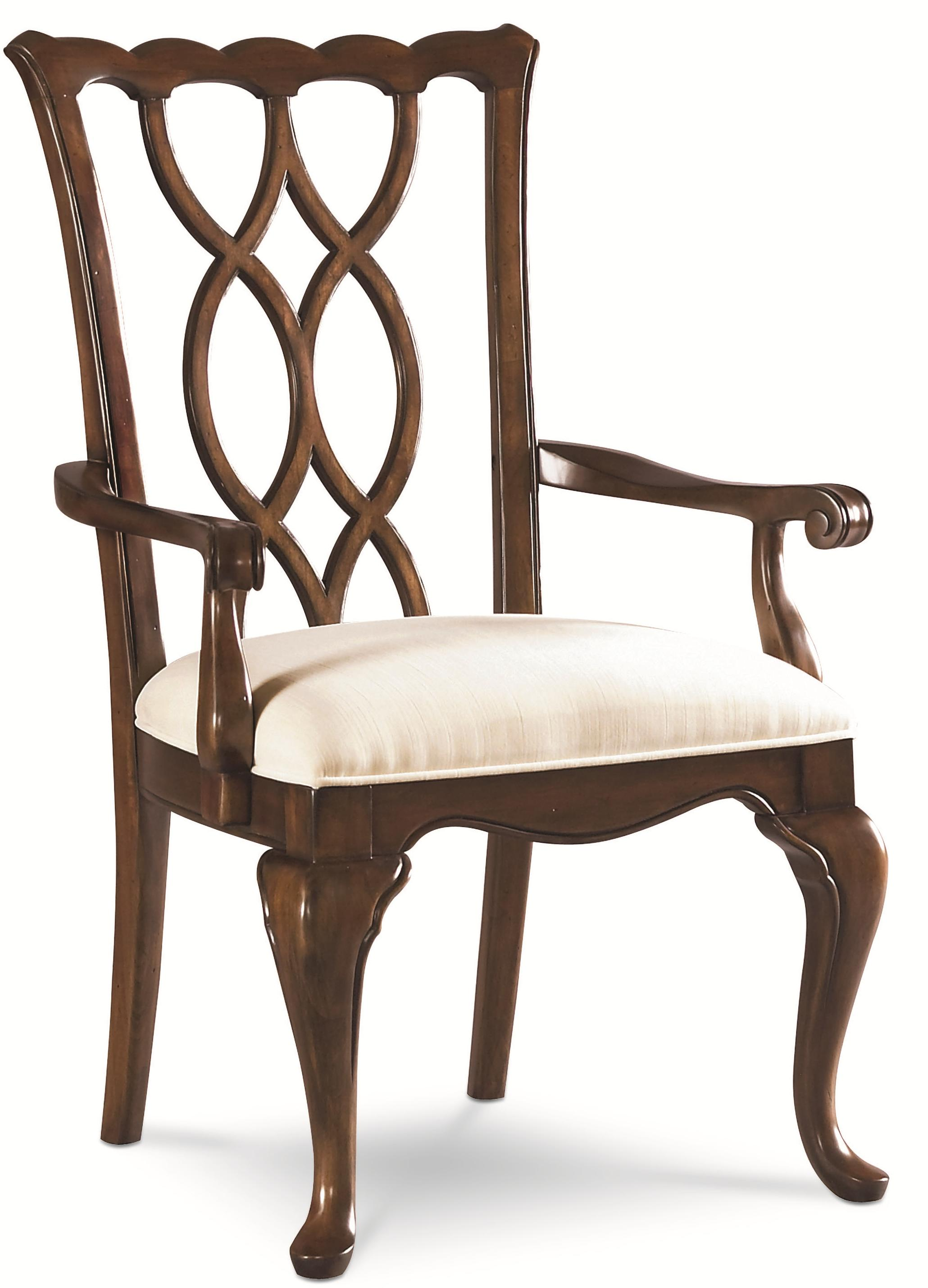 Thomasville® Tate Street Arm Chair - Item Number: 46821-832