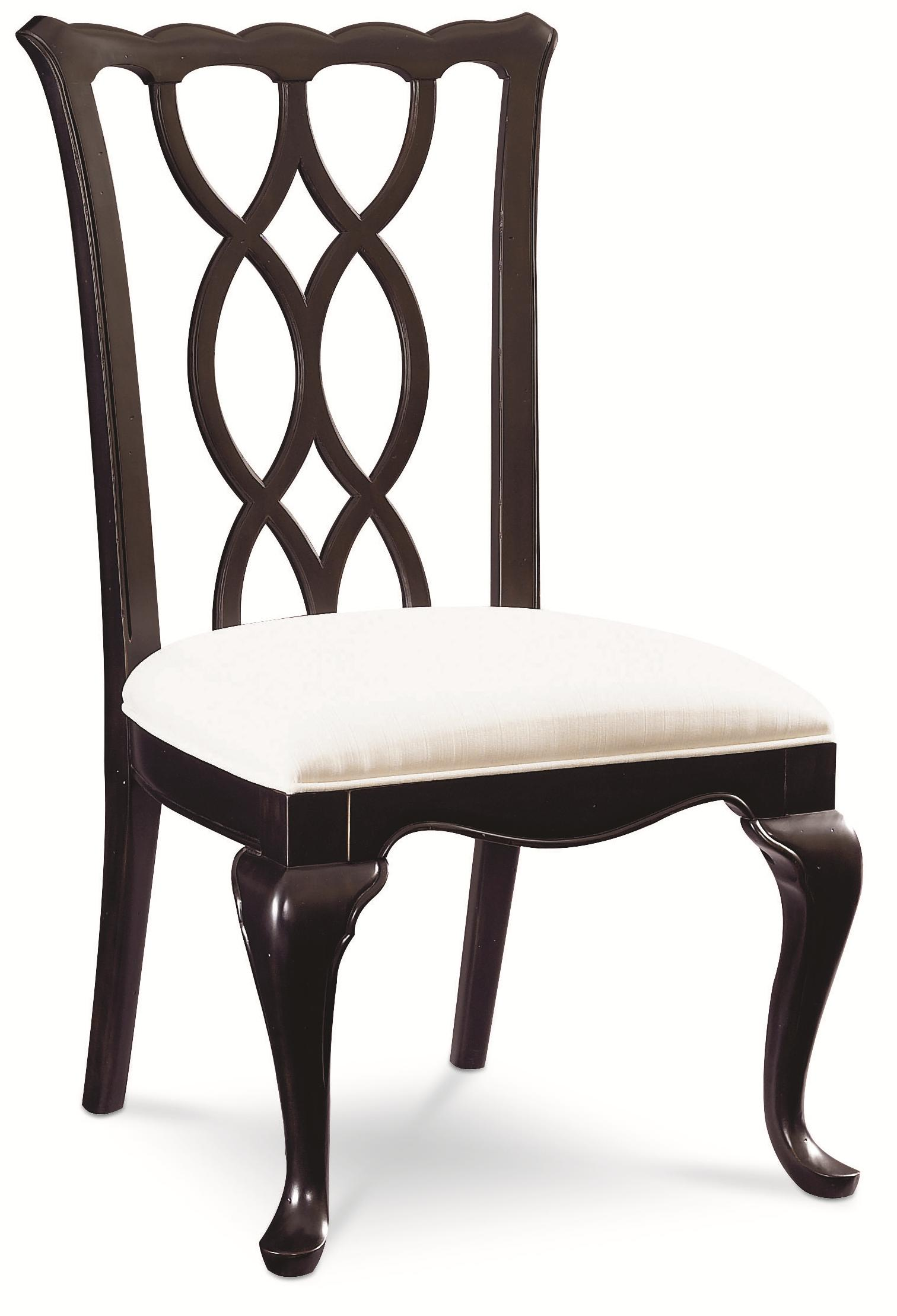 Thomasville® Tate Street Side Chair - Item Number: 46829-831