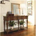 Thomasville® Tate Street Console Table w/ Lower Shelf