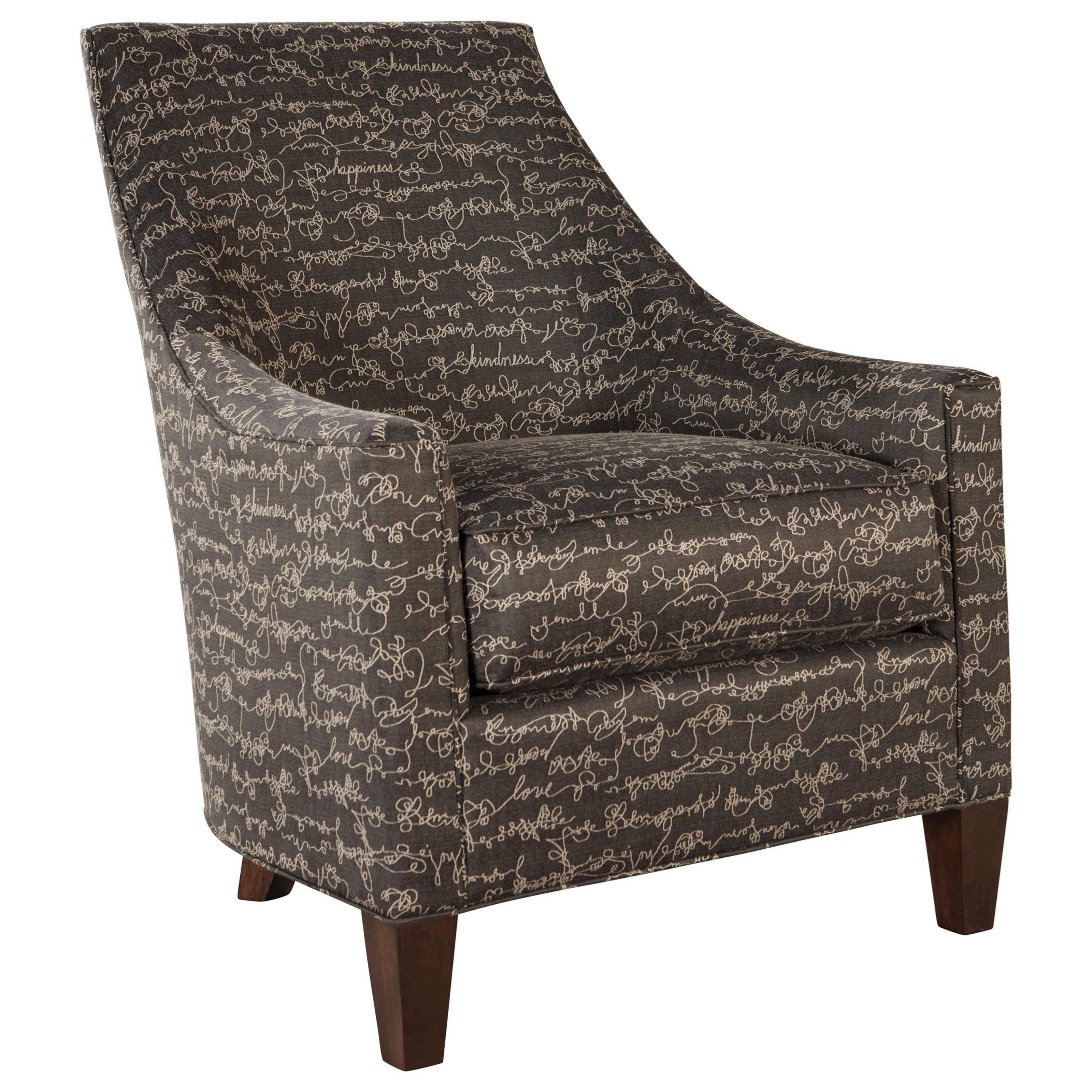 Adriana Accent Chair  sc 1 st  Darvin Furniture : thomasville chaise lounge - Sectionals, Sofas & Couches