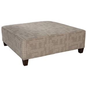 Thomasville® Upholstered Chairs and Ottomans Brooklyn Square Ottoman 44""