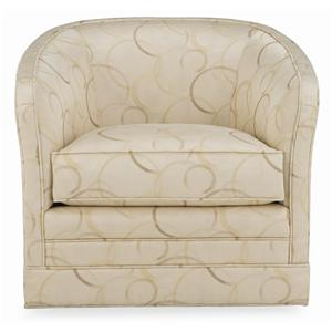 Thomasville® Upholstered Accents Sutton Swivel Glider