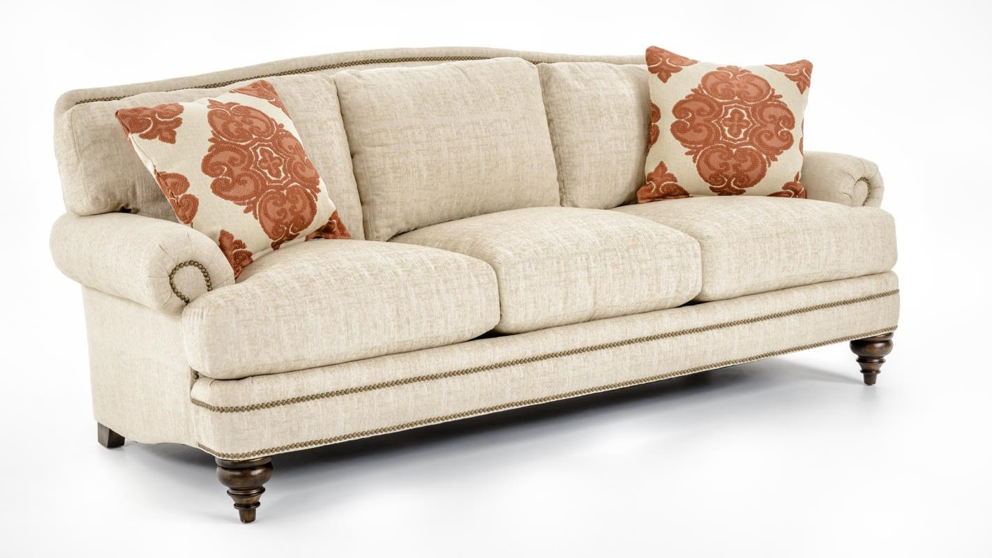 Thomasville® Upholstery Westport Sofa - Item Number: 1530-11 WESTPORT