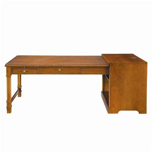 Thomasville® Workstyles Writing Desk with Glass Top