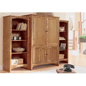 Thornwood Madison Entertainment Armoire