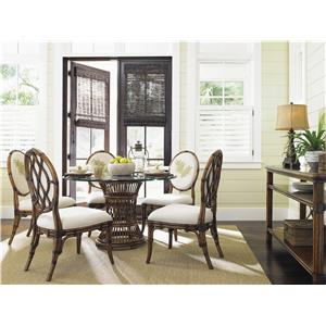 Tommy Bahama Home Bali Hai Casual Dining Room Group