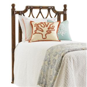 Tommy Bahama Home Bali Hai Island Breeze Rattan Headboard