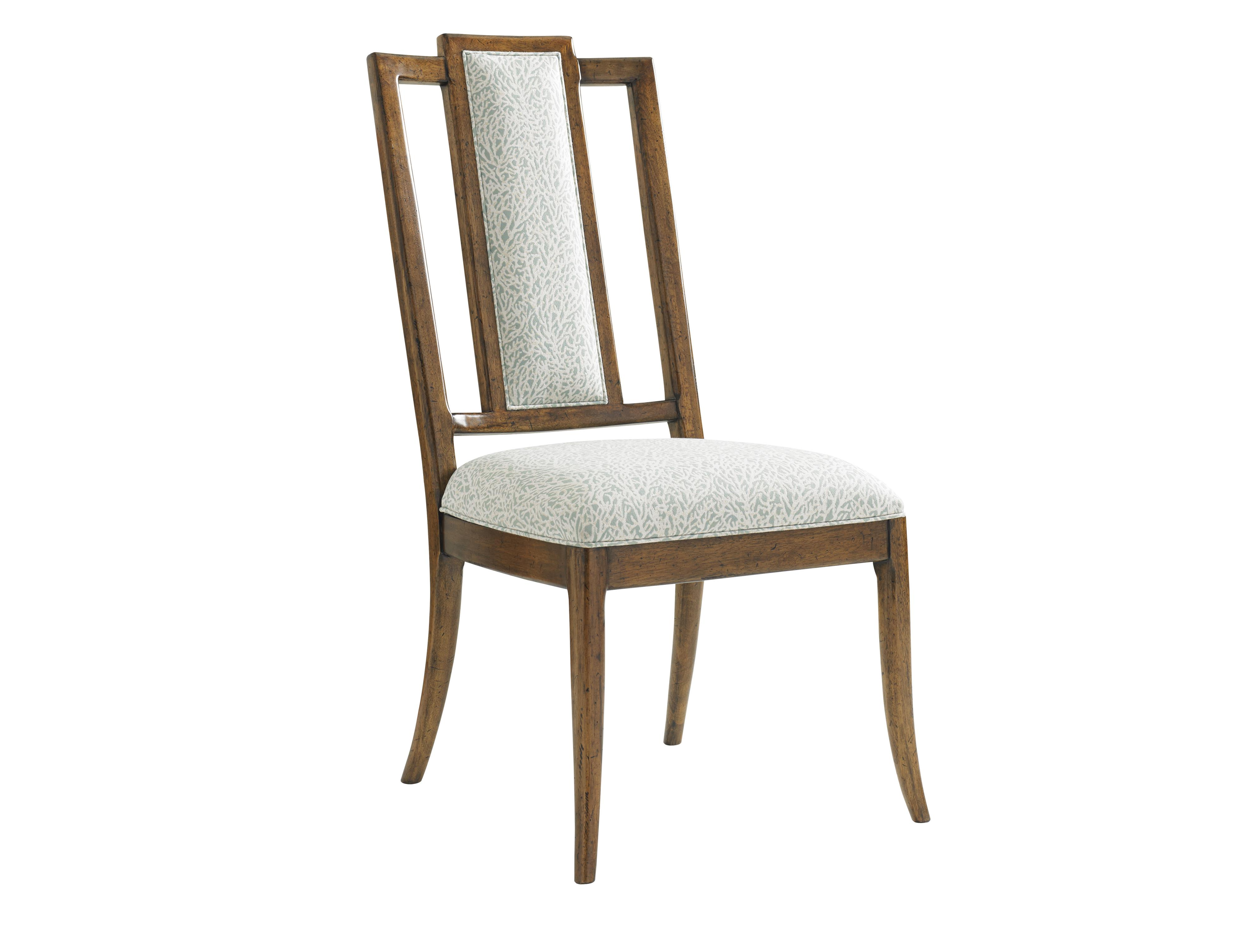 Bali Hai Quickship St. Bart's Side Chair by Tommy Bahama Home at Baer's Furniture