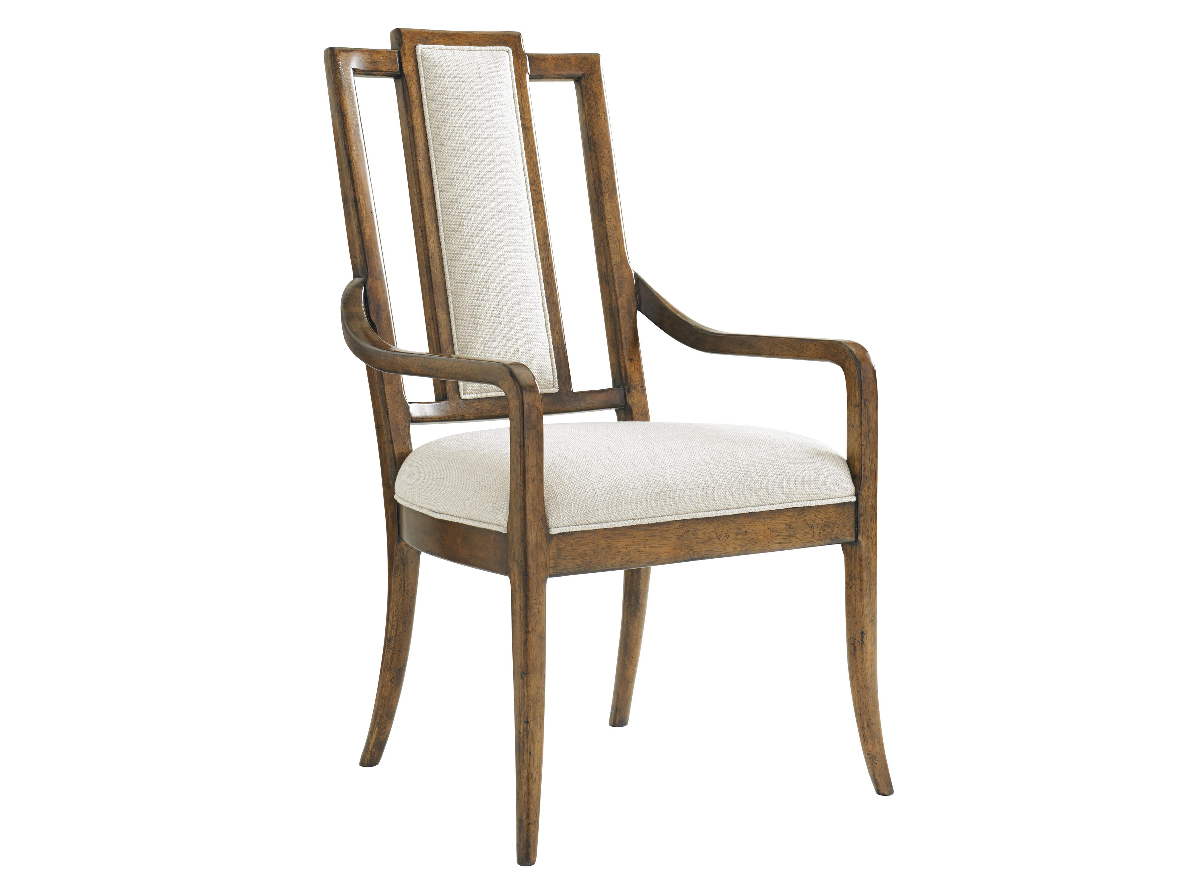 Bali Hai Quickship St. Bart's Arm Chair by Tommy Bahama Home at Baer's Furniture