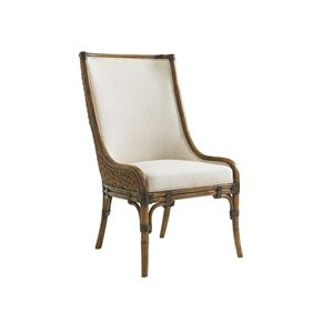 Tommy Bahama Home Bali Hai Custom Marabella Upholstered Side Chair