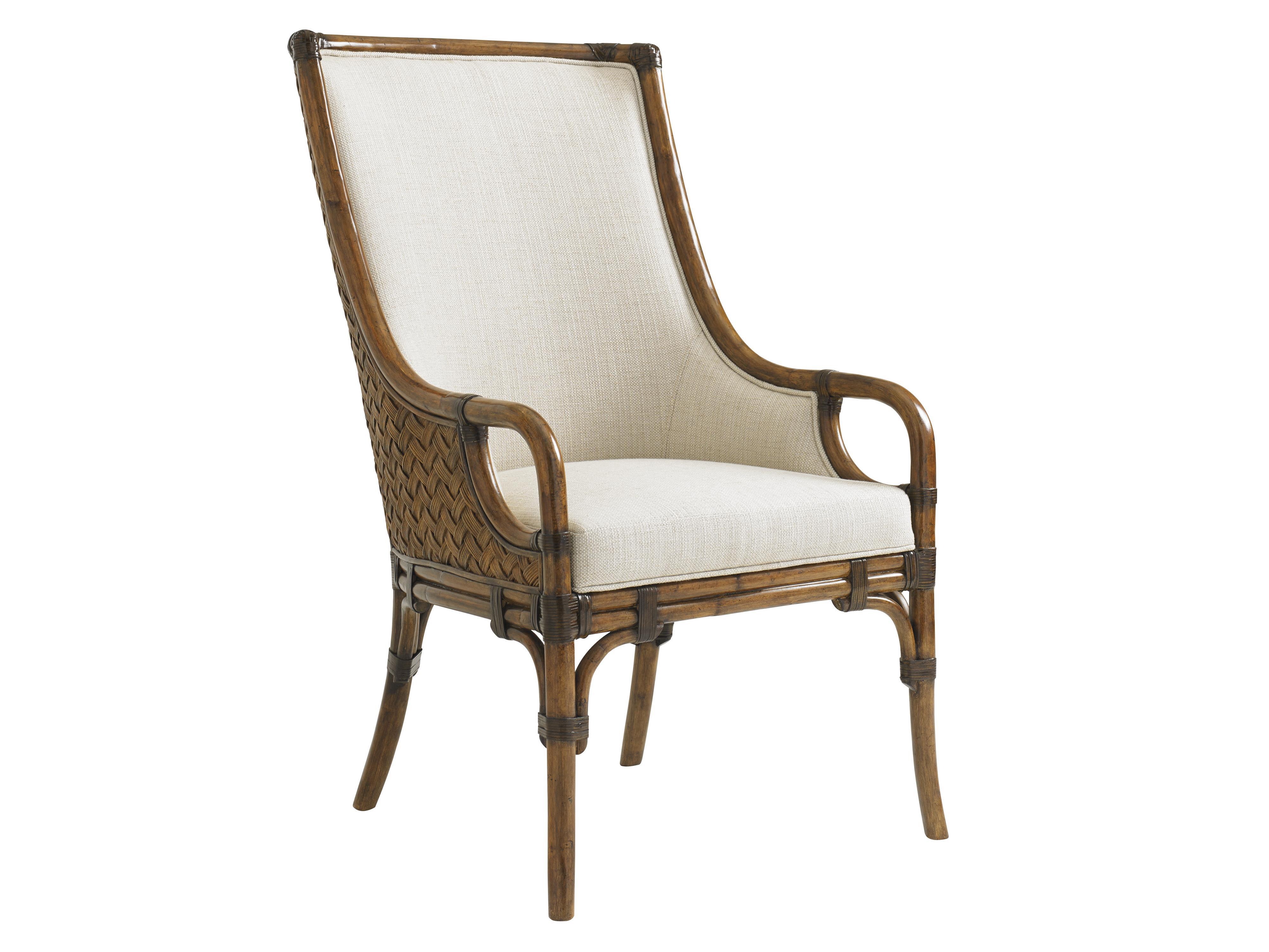 Bali Hai Custom Marabella Upholstered Arm Chair by Tommy Bahama Home at Baer's Furniture