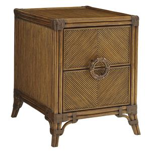 Tommy Bahama Home Bali Hai Bungalow Chairside Chest