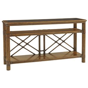 Tommy Bahama Home Bali Hai Islander Console Table