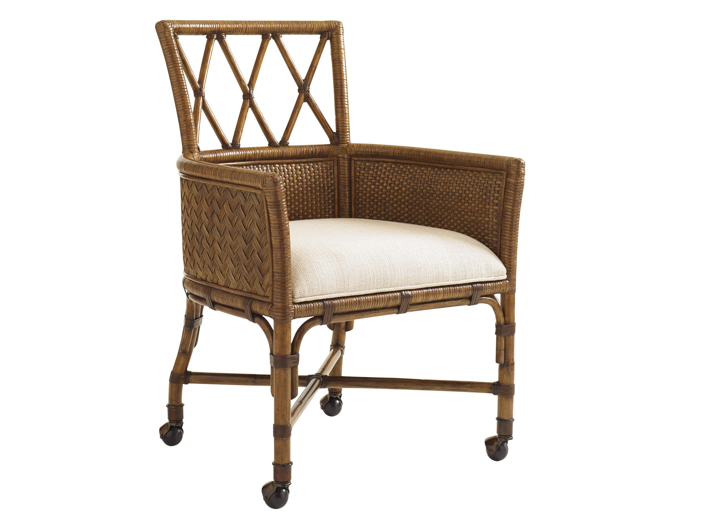 Tommy Bahama Home Bali Hai Quickship Tarpon Cove Game Chair - Item Number: 593-972-01