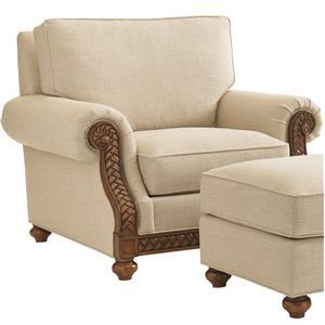 Tommy Bahama Home Bali Hai Customizable Shoreline Chair