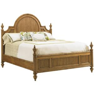 Tommy Bahama Home Beach House California King Belle Isle Bed