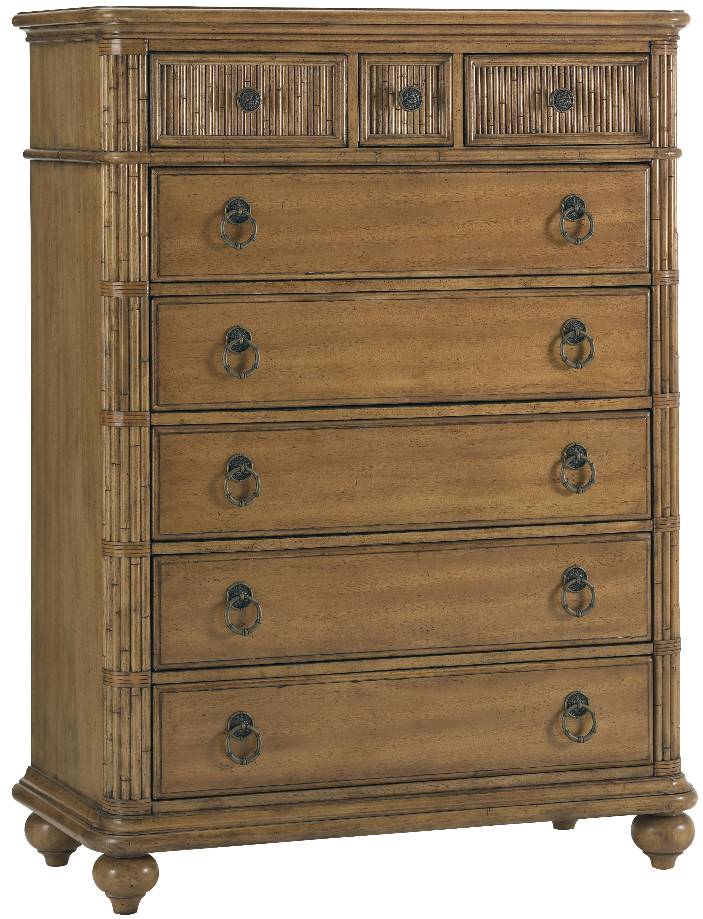 Tommy Bahama Home Beach House Gulf Shores Chest - Item Number: 540-307