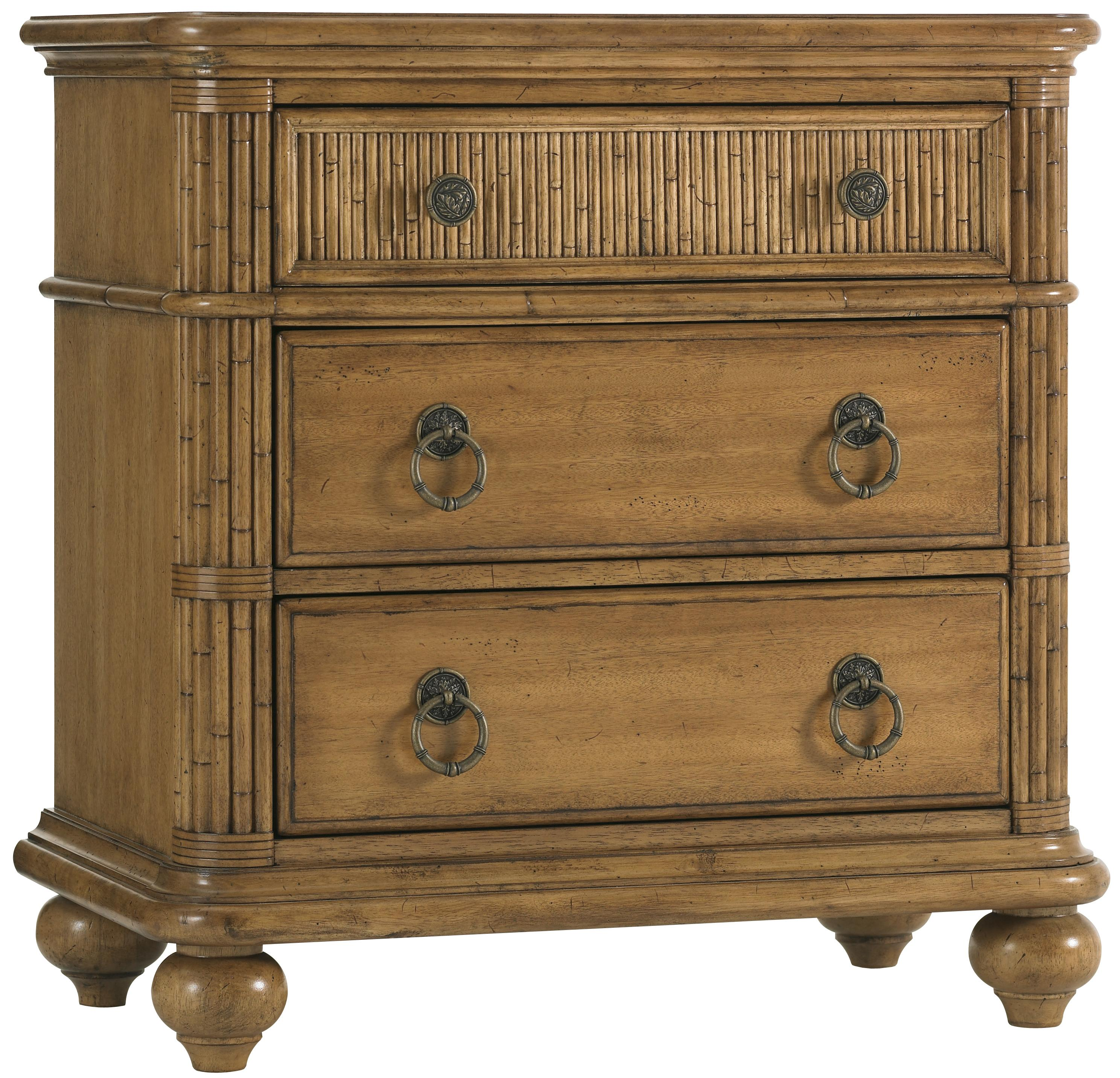 Tommy Bahama Home Beach House Delray Nightstand - Item Number: 540-621