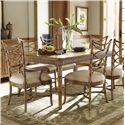 Tommy Bahama Home Beach House 7 Piece Set - Item Number: 540-874+2x881+4x880