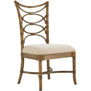 Tommy Bahama Home Beach House <b>Customizable</b> Sanibel Side Chair