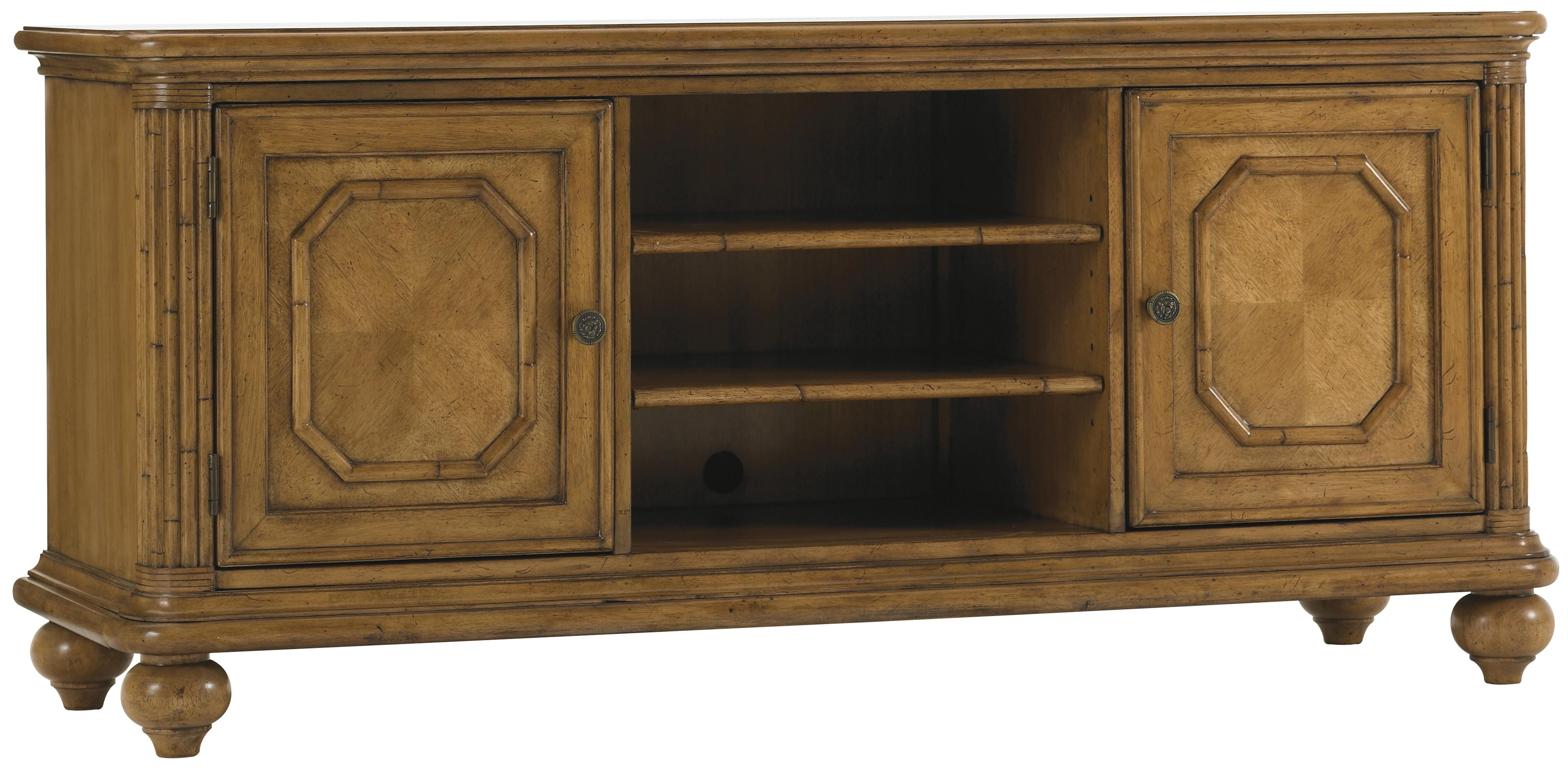 Tommy Bahama Home Beach House Bonita Entertainment Console - Item Number: 540-907