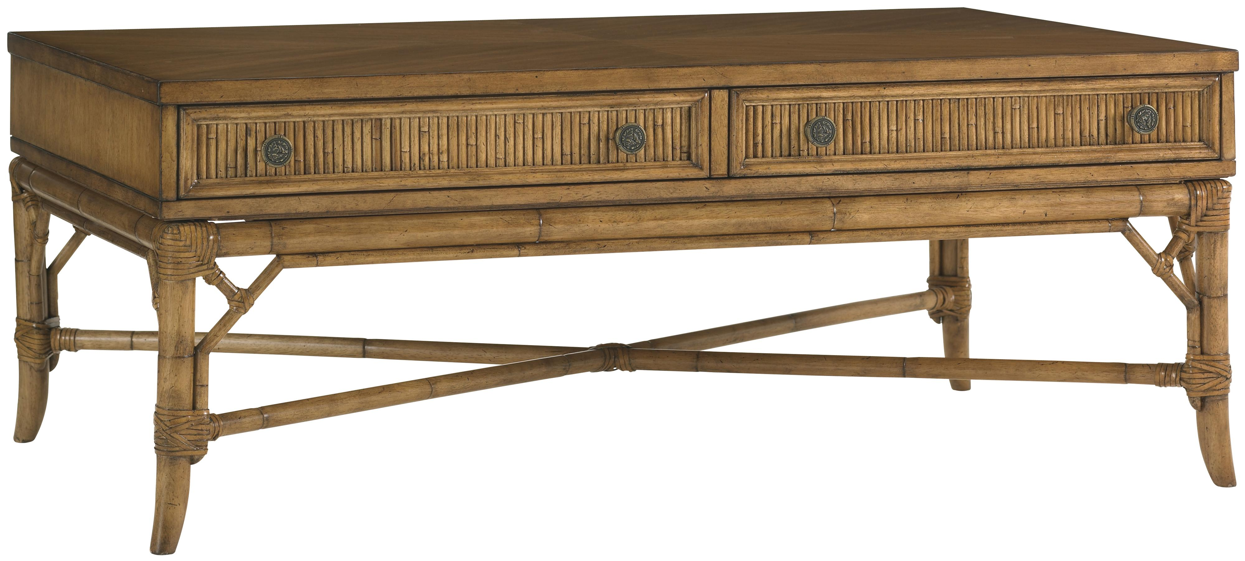 Home Office Furniture Naples Fl 2 190 471 kinetic office console Tommy Bahama Home Beach House Ponte Vedra Rectangular Cocktail Table