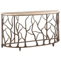 Tommy Bahama Home Cypress Point Bannister Garden Console Table - Item Number: 542-967