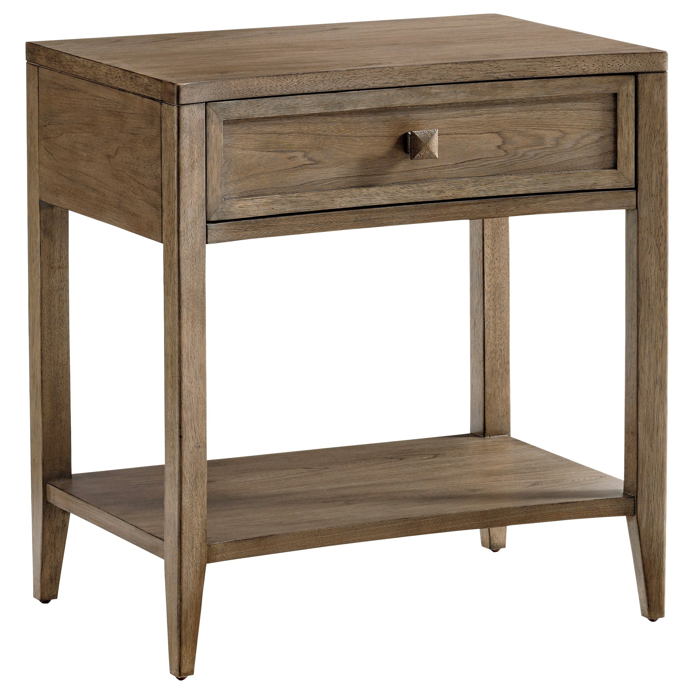 Cypress Point Stevenson Open Nightstand by Tommy Bahama Home at Baer's Furniture