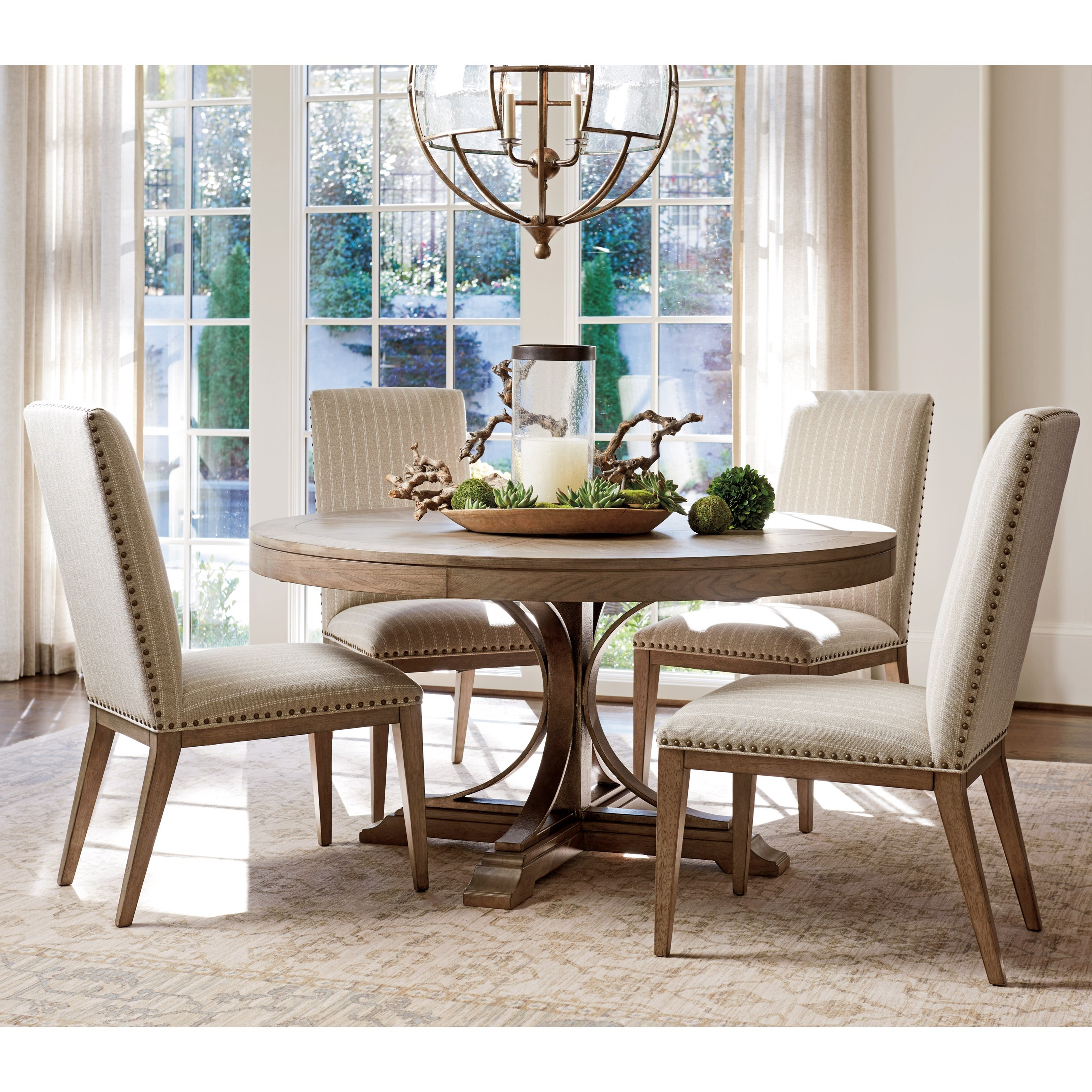 Cypress Point 5 Pc Dining Set by Tommy Bahama Home at Baer's Furniture