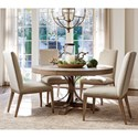 Tommy Bahama Home Cypress Point 5 Pc Dining Set - Item Number: 561-875C+4X561-880