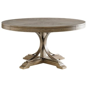 Tommy Bahama Home Cypress Point Atwell Round Dining Table