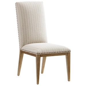 Devereaux Upholstered Side Chair Custom