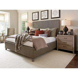 Tommy Bahama Home Cypress Point Queen Bedroom Group