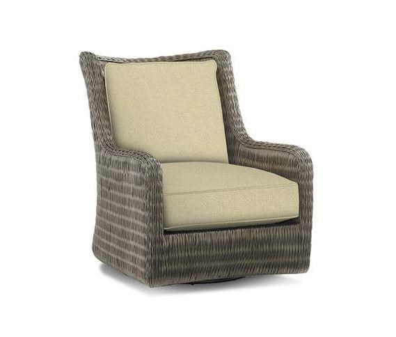 Tommy Bahama Home Cypress Point Estero Swivel Chair - Item Number: 7479-11SW