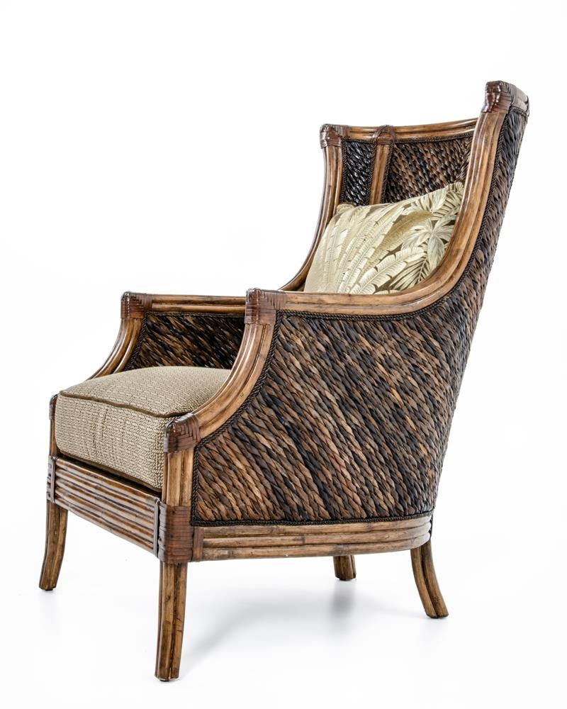 Tommy Bahama Home Island Estate Loose Back Wicker Rum ...