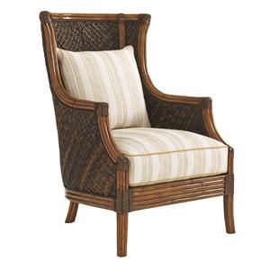 Tommy Bahama Home Island Estate Rum Beach Chair