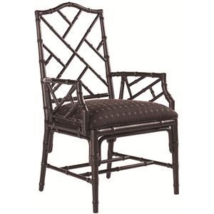 <b>Customizable</b> Ceylon Arm Chair