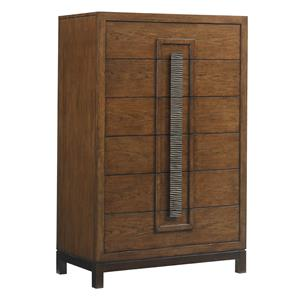 Tommy Bahama Home Island Fusion Java Drawer Chest