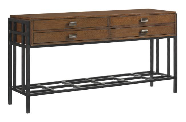Tommy Bahama Home Island Fusion Saipan Sideboard - Item Number: 556-869