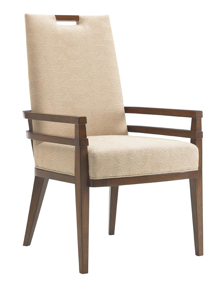 Tommy Bahama Home Island Fusion Coles Bay Arm Chair - Item Number: 556-885-01